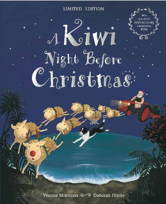 swing dance instructor former school teacher and childrens book author of such bestsellers as a kiwi night before christmas a kiwi jingle bells