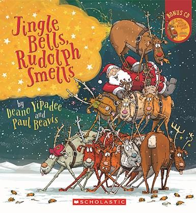 Jingle Bells Book & Cassette